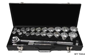 27pc  3/4 Drive HD Socket Set